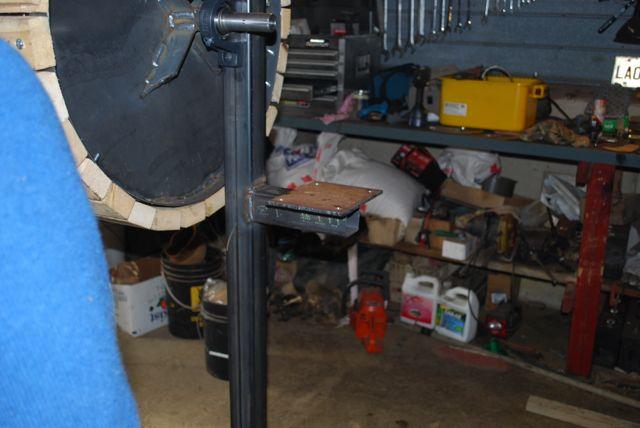 gear box shelf