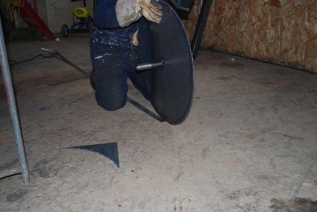 welding on rim
